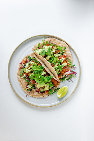Vegan Square Tacos. Fresh Restaurants. Vegan Tacos.